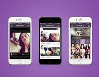 MySelfie App