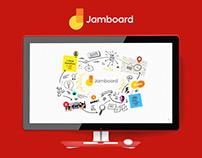 Google Jamboard Product Page (Taiwan)