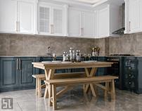 Murat Öztel Kitchen