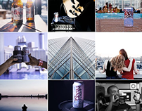 Coors Light Instagram