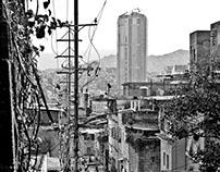 Caracas muchas caras, una ciudad / Blanco y negro
