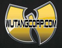 WuTang-Corp.com Twitter Design