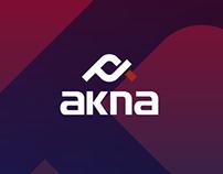 Akna Re-branding