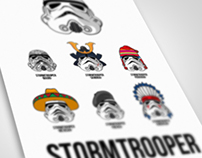 The Life Project - #003-#010 Stormtroopers