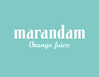 Marandam Orange Juice