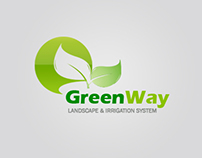 Green Way Corporate Identity