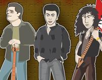 Rock band - BTR