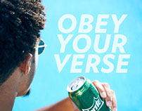 Sprite | Obey Your Verse