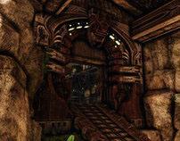 UDK Doorway Build Test