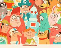 Storybook Gang
