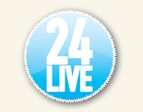 24 LIVE