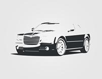 BMB Auto Body Logo