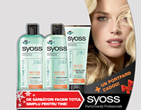 Henkel - Syoss gift pack for winter holidays - 2012