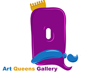 Art Queens Gallery Logo