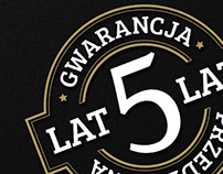 Velo - Przedłuż Gwarancję 2012