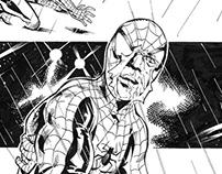 Spiderman Sample Test