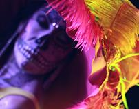 Catrinas // Noche de muertos 2012 //