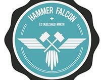 Hammer Falcon Logo