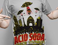 ACID SODA T-SHIRTS