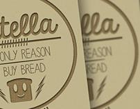 Nutella Propaganda Type Design