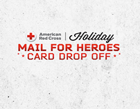 Red Cross / Holiday Mail for Heroes Campaign