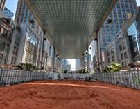 Roland Garros Beijing | Construction