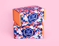 Candy Chéri - Love Box by Quentin Monge
