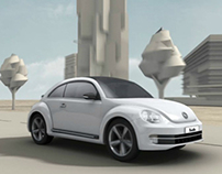 New Beetle China campaign | Sport Gene