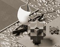 Escher's Ribeira