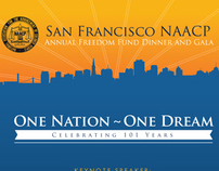 2010 NAACP Gala Invitation