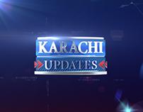 Karachi Updates News Opener.