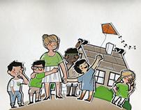 SOS Children's Village. TimeSpend-App.