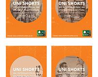 Uni Shorts Poster