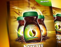 Nescafé® POP Material