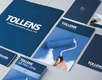 TOLLENS, global branding