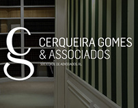 CERQUEIRA GOMES & ASSOCIADOS - SOC. ADVOGADOS