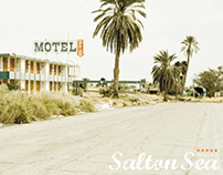Salton sea - Photographik
