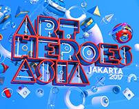Art Heroes Asia 2017