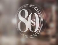 80's Cafe Shop