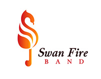 Swan Fire Band Logo