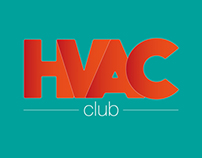 HVAC club | Logo Design