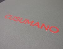 Agenda Cusumano 2013