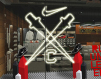 Nike Fieldhouse XC Windows