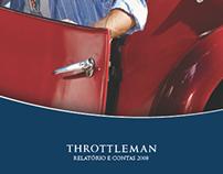 Throttleman - Relatório e Contas 2008