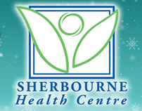Sherbourne Health Centre - Holiday Animated GIF
