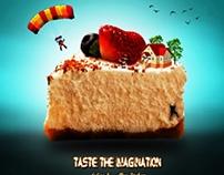 Taste the imagination
