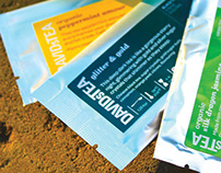 Les thés DavidsTea - Emballages variés
