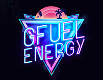 GFuel Energy 'NEON' Campaign - 2016