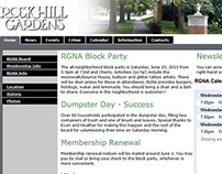 Rockhill Gardens Neighborhood Association Digital