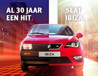 SEAT - Al 30 jaar Seat Ibiza